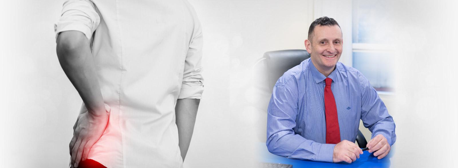 Dr. Erbszt András pyriformis syndroma szakértő